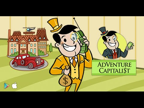 Lets Play AdVenture Capitalist 28 - How To ACTUALLY Play The Game Correctly