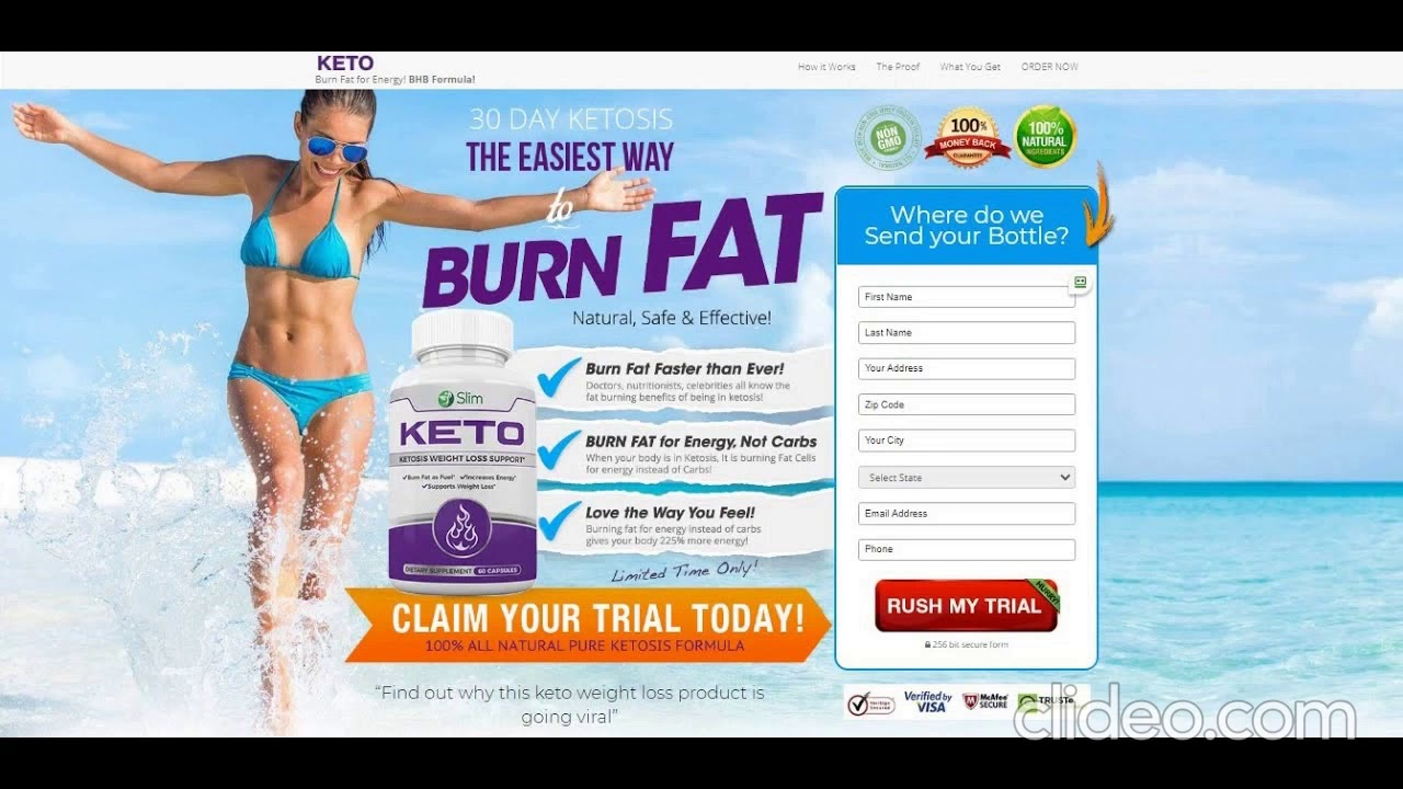 Nu Slim Keto Reviews United States