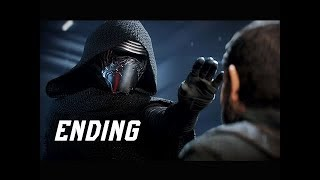 STAR WARS BATTLEFRONT 2 Walkthrough Part 11 - KYLO REN + ENDING (PC Let's Play Commentary)