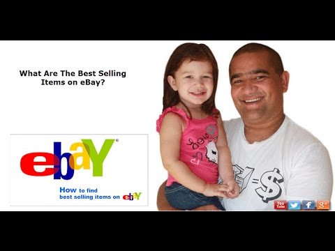 How To Find The Best Selling Items on eBay - Find The Hottest Selling Items on eBay Fast!