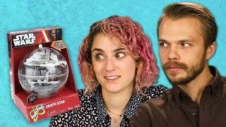 Star Wars Death Star Perplexus // Adults Review Toys
