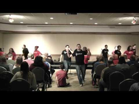 Vocal Movement Spring Showcase 16