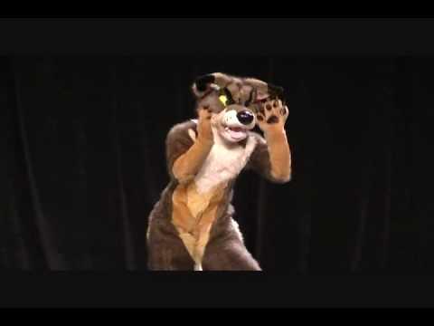 Teef - Anthrocon 2010 Fursuit Dance Competition