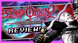 Legacy of Kain Blood Omen 2 Review - St1ka's Retro Corner (PS2)