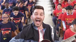 Download Lagu Good To Be Alive Hallelujah Andy Grammer ft PS22 Chorus MP3