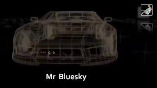 Mr Blue Sky With Lyrics