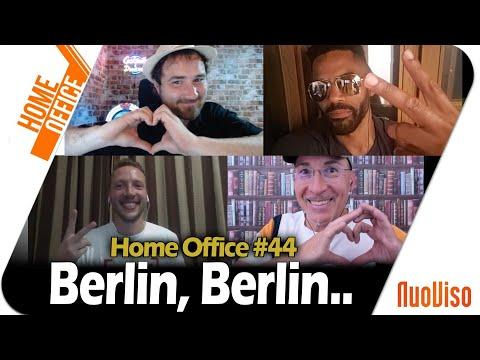 ALLES über die Coronademo in Berlin! - Home Office #44 (feat. @Kilez More & @SchwrzVyce )