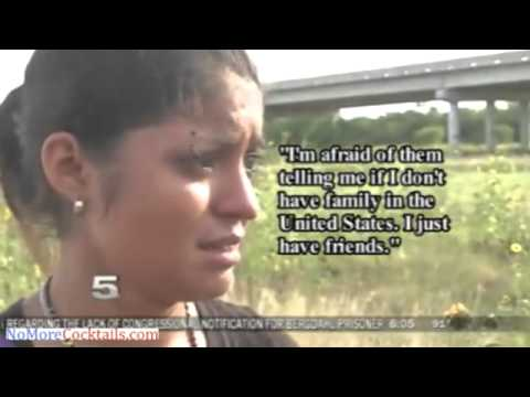 """TV In Central America Telling Illegals To Go The US With Your Child - """"You Won't Be Turned Away"""""""