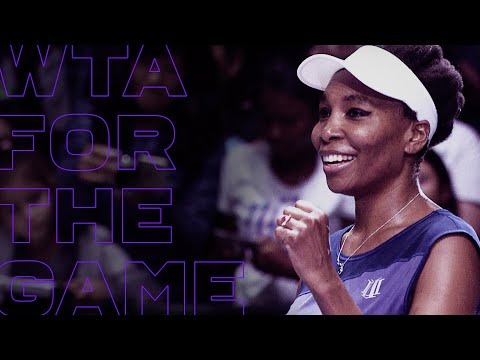 WTA For The Game