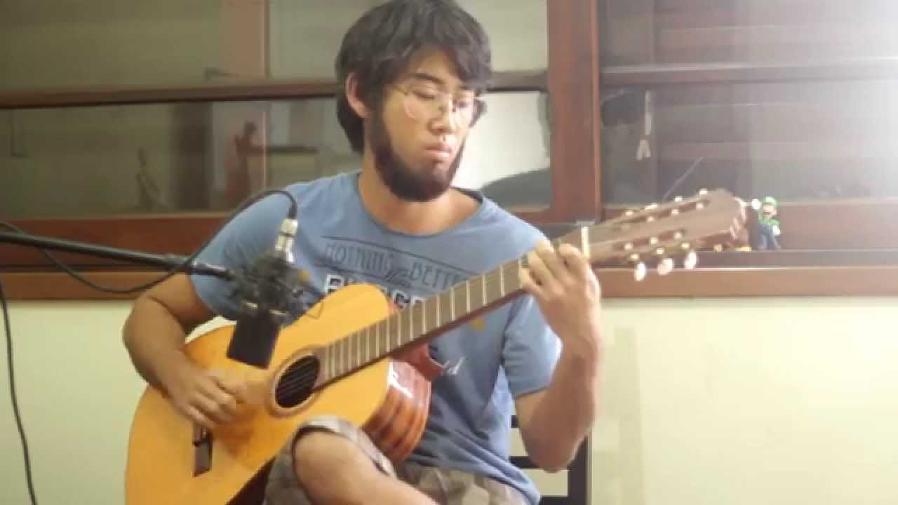 Hotel California (Fingerstyle Acoustic)