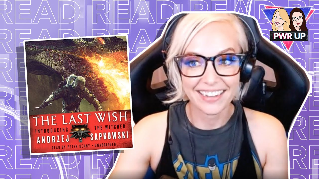 The WITCHER Show, Game & Book - WHICH IS BEST? - READING | PWR UP thumbnail
