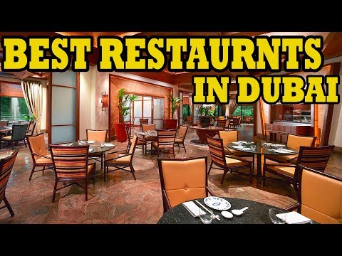 Top 10 Best Restaurants in Dubai-Best Restaurants In Dubai