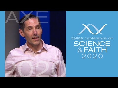 Evolution And The Experts - Douglas Axe At Dallas Science Faith Conference 2020