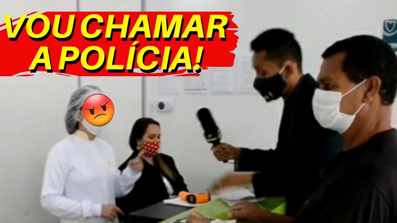 DENTISTA QUIS CHAMAR A POLÍCIA PARA BEN MENDES
