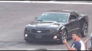 2012 Camaro SS vs Dodge Charger SRT8