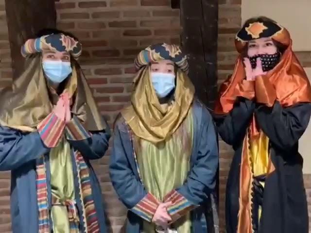 Vídeo Pajes Reales de Sus Majestades los Reyes Magos de Oriente