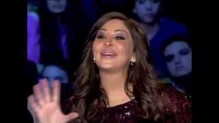 زيد المفدى أبكى إليسا - إكس فاكتور - The X Factor Arabia 2013