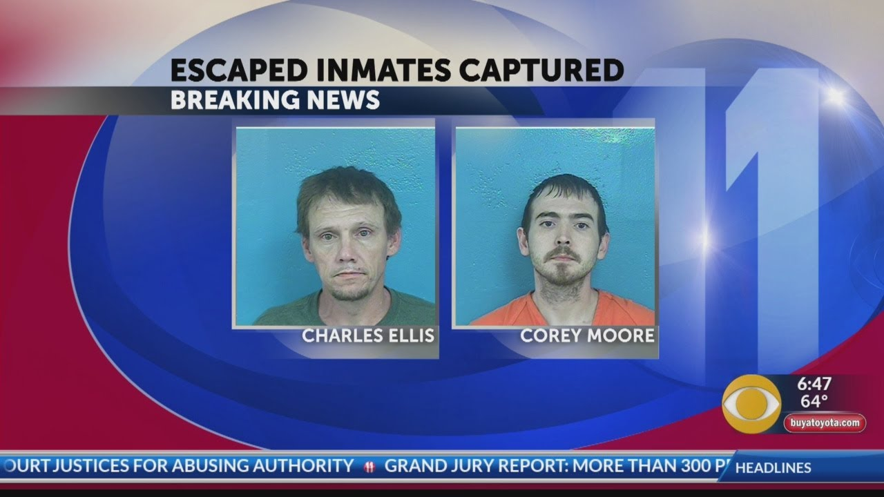 BREAKING: Inmate escapes from Sullivan County Jail