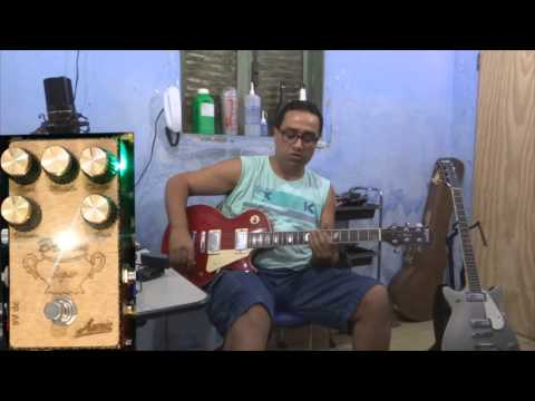 O Mlehor (The Best) Review Pedal brown sugar aura Amplifier (Victoria)