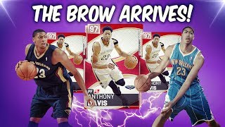 Pink Diamond Anthony DAVIS Has Arrived to Nba 2k19 MYTEAM! NEW BEST BIG in the GAME?