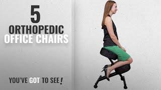 Top 10 Orthopedic Office Chairs [2018]: Sleekform Ergonomic Kneeling Chair - Better Posture Knee