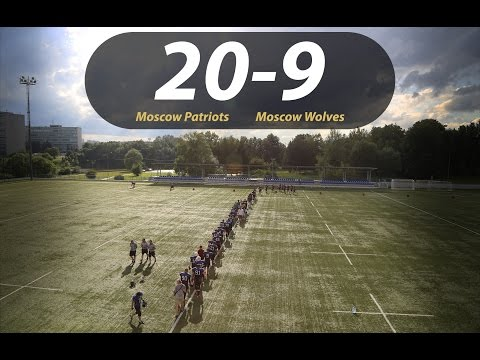Moscow Patriots - Moscow Wolves