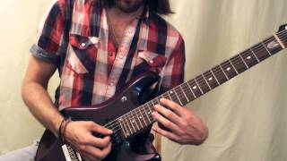 Вертушка #12. Children Of Bodom – Sixpounder (2nd solo. Разбор второго соло)