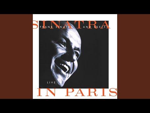 At Long Last Love (Live In Paris/1962)