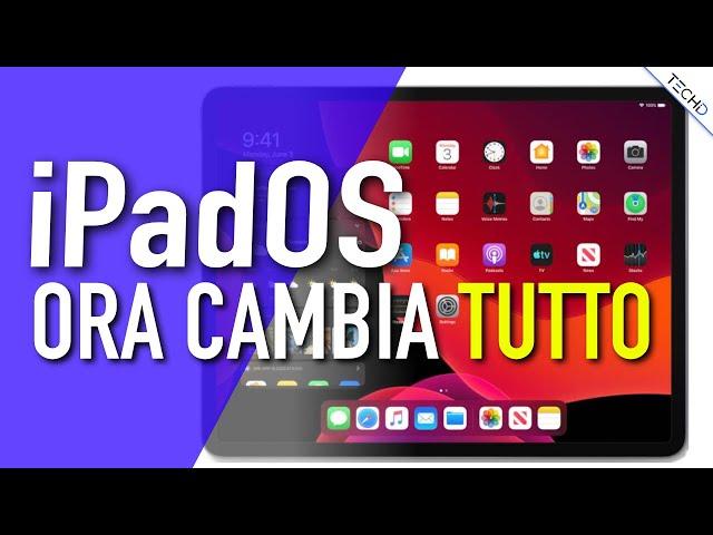 #iPadOS - Beta 1 - Così Cambia Tutto