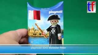 Playmobil 5045 Maltese Knight / Malteser Ritter Unboxing
