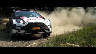 Test before Rally Turkey 2018 - Kajetanowicz / Szczepaniak - LOTOS Rally Team