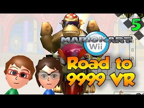 Mario Kart Wii Custom Tracks - THE FALL OF NMEADE?! - Road To 9999 VR | Ep. 5