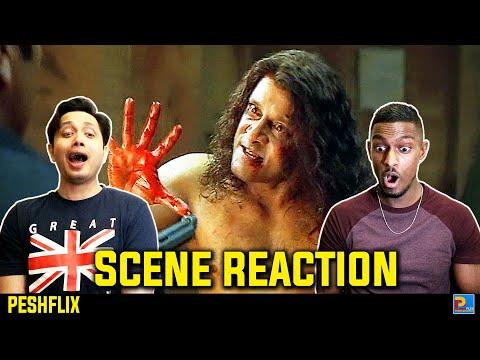 Anniyan Climax Scene Reaction | Vikram | PESHFlix Entertainment