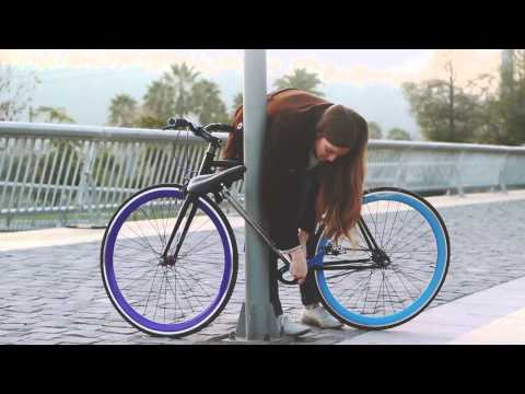 More Than Meets the Eye: A Bicycle That Transforms into Its Own Lock, Yea or Nay?