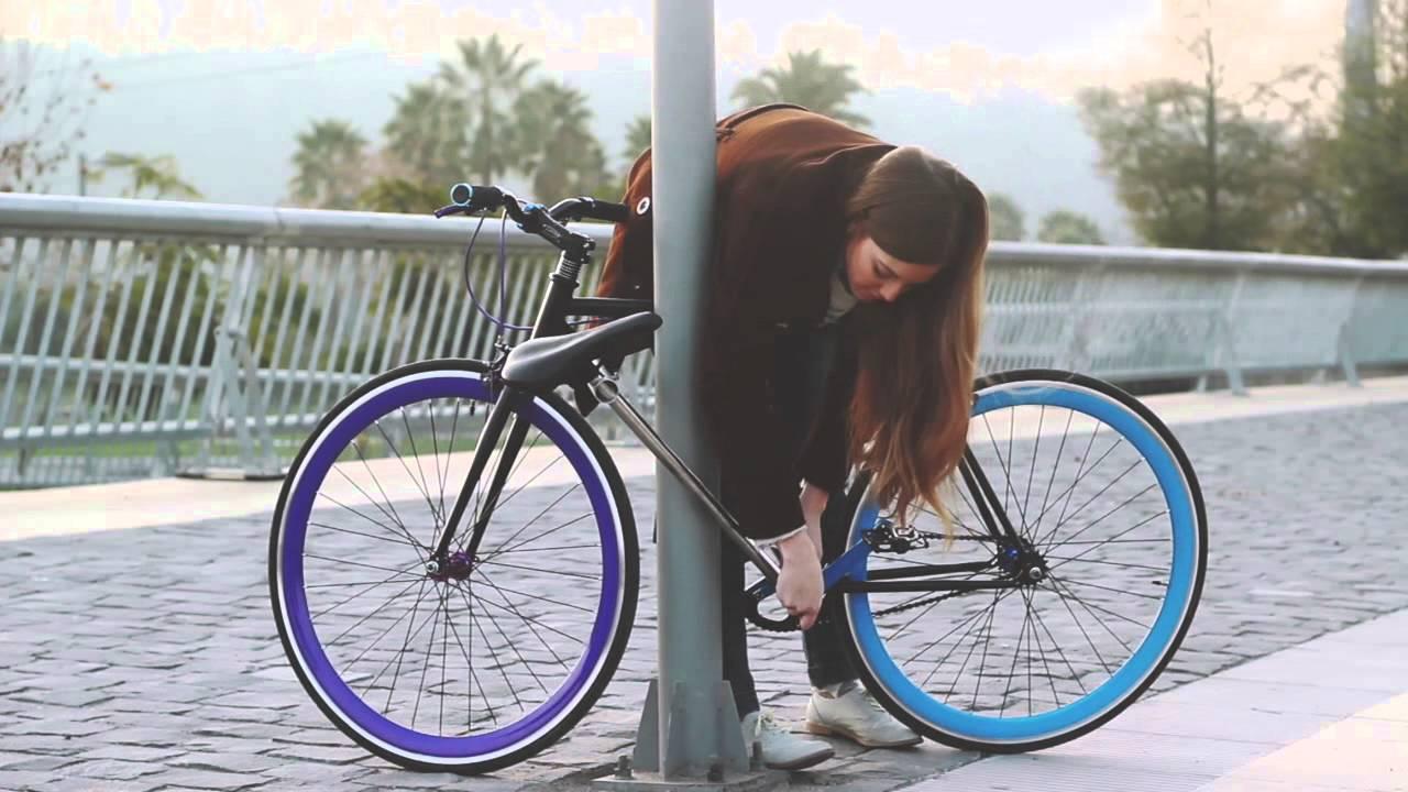 Yerka le vélo impossible à voler