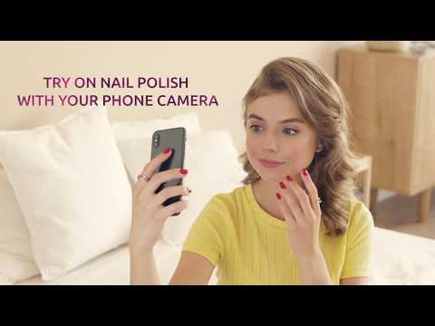 (1) Wanna Nails — Manicure Try On - YouTube