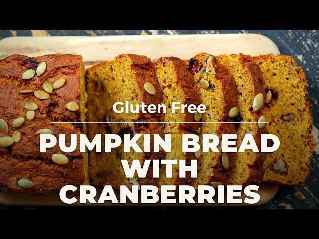 VEGAN GLUTEN FREE PUMPKIN BREAD | Vegan Richa Recipes