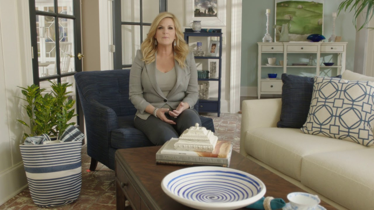 The Trisha Yearwood Home Collection At B F Myers