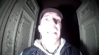 ШОК:Дима Масленников снял ПРИЗРАКА на камеру в GHOSTBUSTERS!!