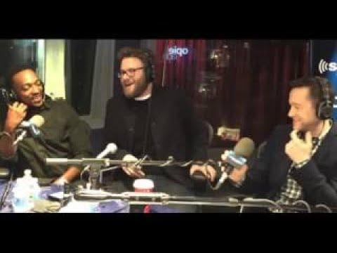 Gregg And Jim - Seth Rogen, Joseph Levitt, Anthony Mackie, Oliver Platt (11/16/2015) Part