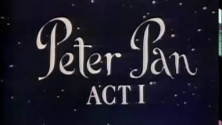 Video Mary Martin as Peter Pan (Original 1955 Telecast, The Historic 1956 Telecast, and Color TV 1960) download MP3, 3GP, MP4, WEBM, AVI, FLV Oktober 2019