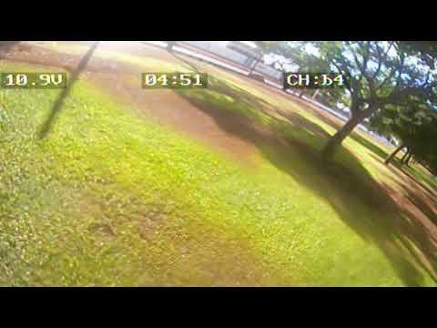 08/27/2017 eachine racer 250 Patsy T Mink park morning 3