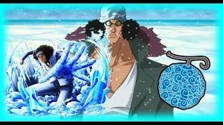 [Roblox] One Piece Open Seas   Hie Hie No Mi, Showcase