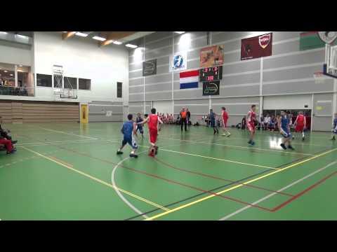 Battle of Talents U13: Noord Holland VS Weert (21-2-2016)