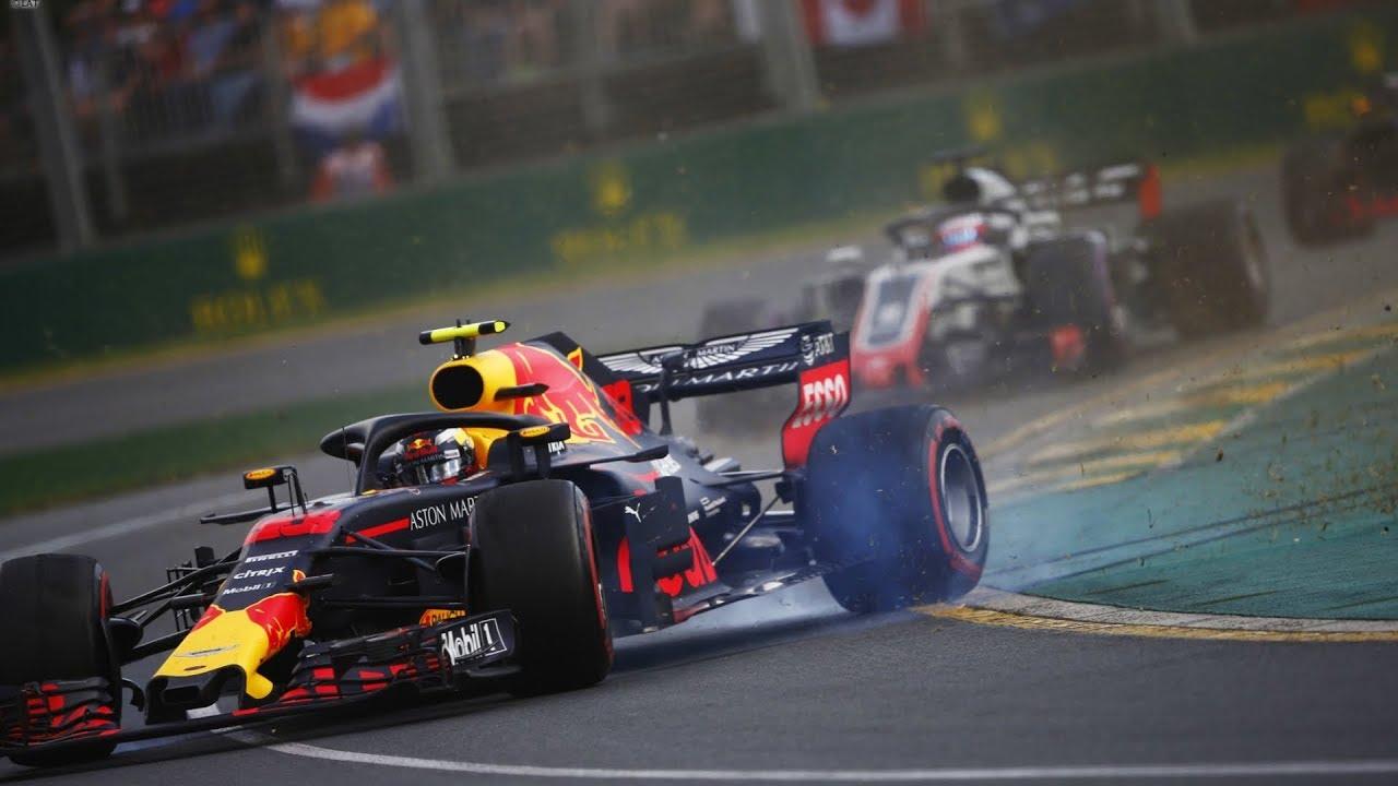 F1 2018 Bahrain Trailer