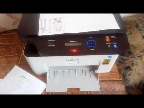 Как прошить принтер самсунг м2070 в домашних условиях