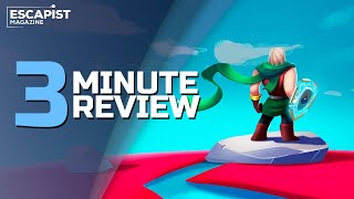 Effie | Review in 3 Minutes (Video Game Video Review)