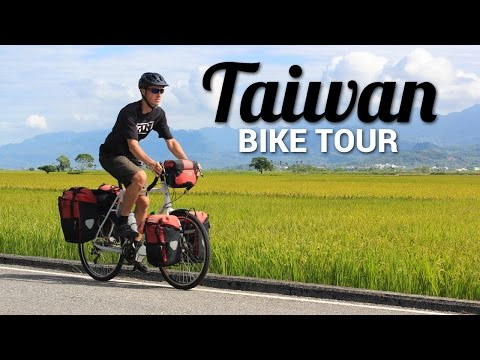 BIKING IN TAIWAN: Everything You Need To Know