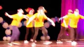 Hip-Hop (7-11 лет, 1 год обучения), педагог Владимир Тен