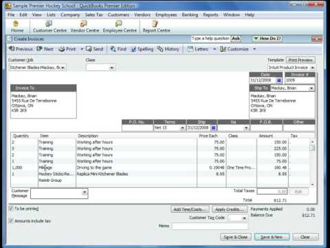 Time, expense and mileage tracking with QuickBooks - YouTube